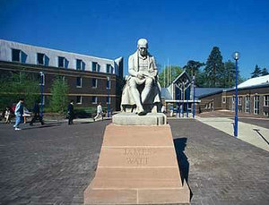 赫瑞瓦特大学 Heriot-Watt University
